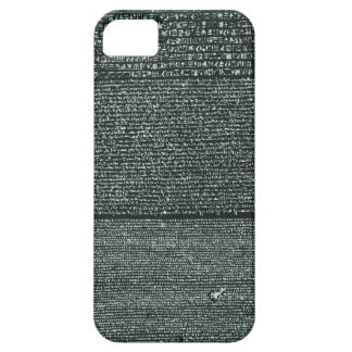 Rosetta Stone Ancient Egyptian hieroglyphs Barely There iPhone 5 Case