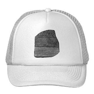 Rosetta stone cap