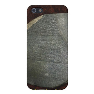 Rosetta Stone Case For iPhone 5/5S