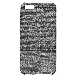Rosetta Stone Case iPhone 5C Cover