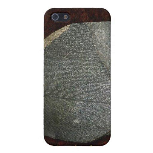 Rosetta Stone iPhone 5 Cases