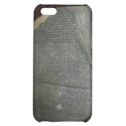 Rosetta Stone iPhone 5C Cover