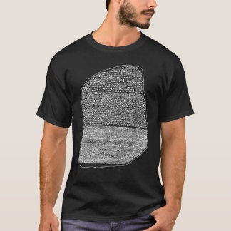 Rosetta stone T-Shirt