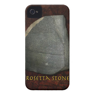 Rosetta Stone Wraparound Case iPhone 4 Cases