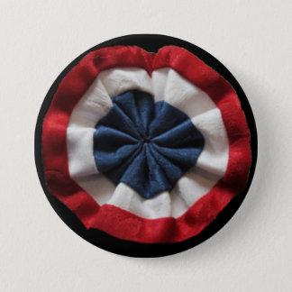 Rosette (French Revolution) 7.5 Cm Round Badge