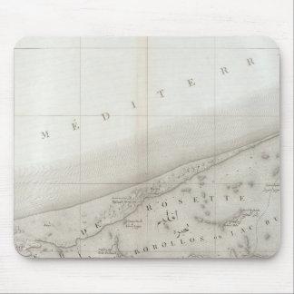 Rosette, Lac Burlos, Egypt Mouse Pad