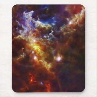 Rosette Nebula's Stellar Nursery Mouse Mat