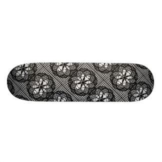 Rosette Skateboard Deck