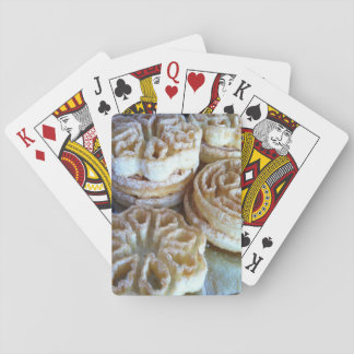 Rosettes Playing Cards