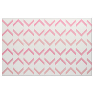 Rosey Cheeks Chevron Drop Pattern Fabric