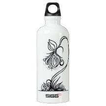 Rosey | | Customisable | SIGG Traveller 0.6L Water Bottle