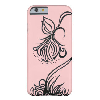 Rosey | Customizable Barely There iPhone 6 Case