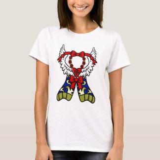 Rosey Heart T-Shirt