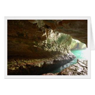 Rosh Hanikra Grotto Card