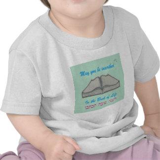 """Rosh Hashana """"Book of Life"""" T-shirt"""