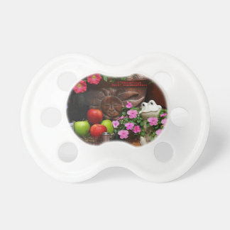 Rosh Hashanah Cards Gifts Baby Pacifiers