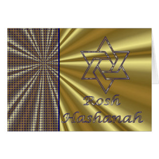 Rosh Hashanah Jewish New Year Card