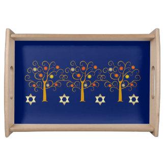 Rosh Hashanah | Jewish New Year Challah Tray
