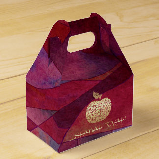 Rosh Hashanah | Jewish New Year Feast Favor Box