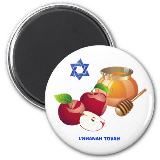 Rosh Hashanah | Jewish New Year Gift Magnets