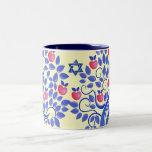 Rosh Hashanah. Jewish New Year Gift Mug
