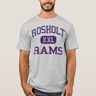 Rosholt - Rams - High - Rosholt South Dakota T-Shirt