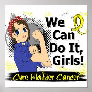 Rosie Anime WCDI Bladder Cancer Poster