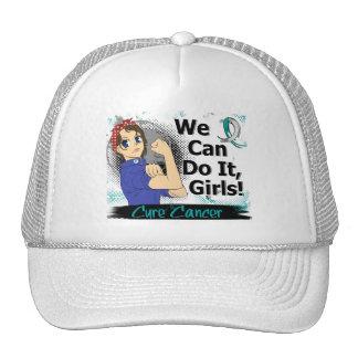 Rosie Anime WCDI Cervical Cancer Cap