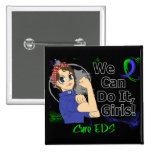 Rosie Anime WCDI EDS Badges