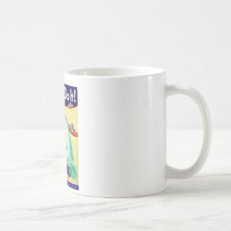 Rosie Basic White Mug