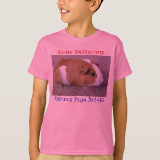 Rosie Buttercup, Guinea Pigs Rule!!! T-Shirt