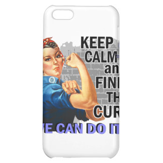 Rosie Keep Calm Thyroid Disease.png iPhone 5C Cases