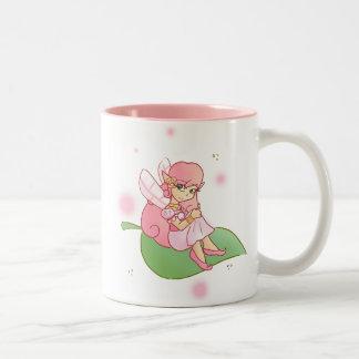 Rosie Two-Tone Mug