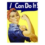 Rosie Riveter - I Can Do It Glenn Beck Poster