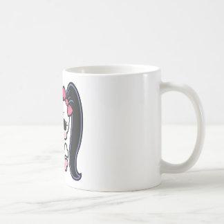 Rosie Roger Basic White Mug