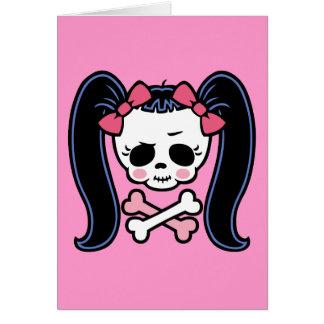 Rosie Roger Greeting Card