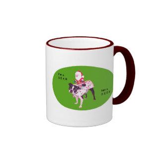 Rosie SavesChristmas Ringer Mug