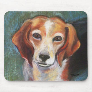 Rosie the Beagle Mouse Pad