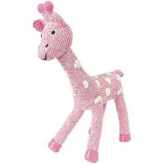 Rosie the Giraffe Magnet Photo Sculpture Magnet