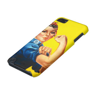 Rosie the Riveter iPod Touch 5G Cases