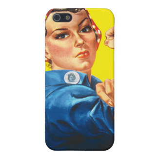 Rosie the Riveter, We Can Do It! Cover For iPhone 5/5S