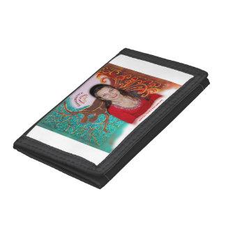 Rosie Wohlfühl Oase Brieftasche 3falt schw Nylon3 Trifold Wallet