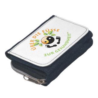 Rosie Wohlfühl Oase Brieftasche zip Denim1 Wallets