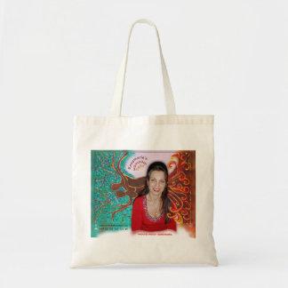 Rosie's Wohlfühl Oase Baumwolle Einkaufstasche 3 Budget Tote Bag