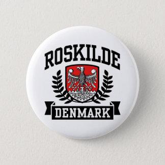 Roskilde Denmark 6 Cm Round Badge