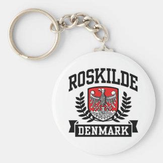 Roskilde Denmark Key Ring