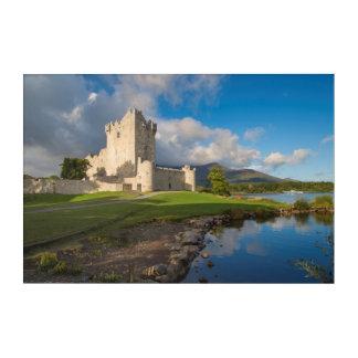 Ross Castle, Horizontal Acrylic Print