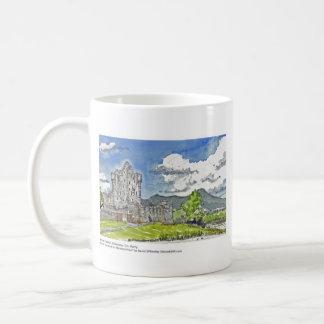 Ross Castle, Killarney Coffee Mug