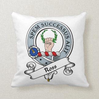 Ross Clan Badge Cushion
