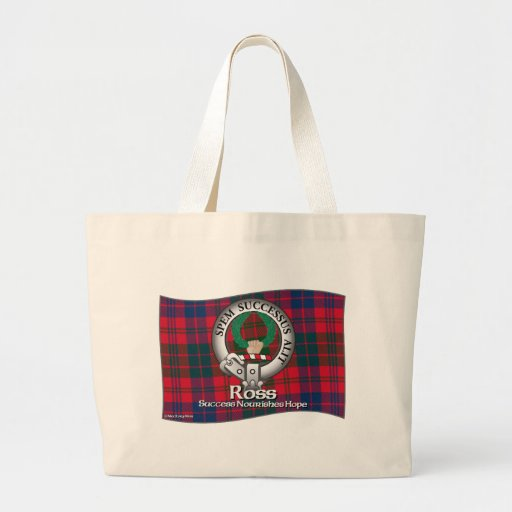 Ross Clan Mug Canvas Bag